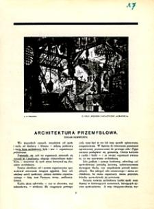 Architektura i Budownictwo 1926 nr 7