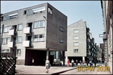 Stare Miasto, osiedle Nowy Targ, budynki mieszkalne, Wrocław