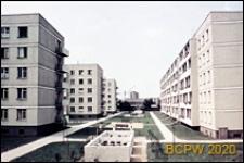 Osiedle Gajowice, zespół pięciokondygnacyjnych budynków mieszkalnych, Wrocław