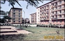 Plac Legionów, dawniej Plac PKWN, punktowce w rejonie placu, Wrocław