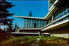 Dom wypoczynkowy Panorama, widok ogólny zewnętrzny, Zakopane