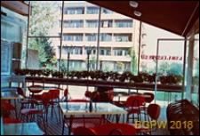 Sady Żoliborskie, bar mleczny, wnętrze, Warszawa