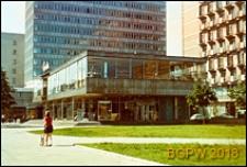 Pawilon Cepelii, ulica Marszałkowska, róg Alej Jerozolimskich, Warszawa