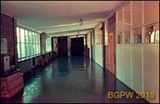 Osiedle Bielany, szkoła podstawowa, widok wnętrza, Warszawa