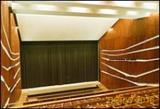 Akademia Muzyczna im. Fryderyka Chopina przy ul. Okólnik 2, sala koncertowa, widok ogólny, Warszawa