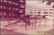 Osiedle mieszkaniowe Sady Żoliborskie, plac zabaw, Warszawa