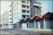 Osiedle mieszkaniowe przy placu Teatralnym, fragment zabudowy, Warszawa