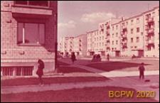 Osiedle mieszkaniowe Wierzbno, widok ogólny zabudowy osiedlowej, Warszawa