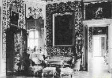 Pałac Jana III Sobieskiego w Wilanowie. Antykamera Królowej