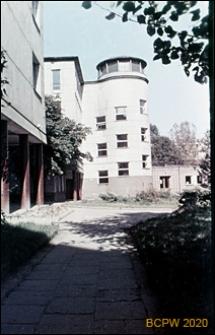 Osiedle mieszkaniowe WSM Żoliborz, fragment zabudowy, Warszawa
