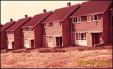 Zabudowa mieszkaniowa szeregowa, jednopiętrowa, Basildon, Anglia, Wielka Brytania