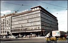 Biurowiec firmy Sunlight, widok naroża budynku, Kopenhaga, Dania