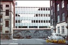 Biurowiec-plomba, widok zewnętrzny, Kopenhaga, Dania