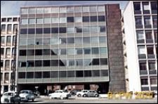 Biurowiec firmy Malmstrøm przy ulicy Nyropsgade, elewacja budynku, Kopenhaga, Dania