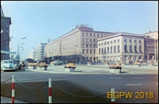 Rondo przy Alejach Jerozolimskich, skrzyżowanie z ulicą Nowy Świat, Warszawa