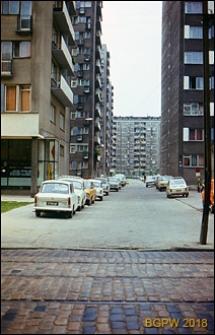 Perspektywa ulicy Pańskiej, Warszawa