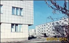 Osiedle mieszkaniowe Koło, fragment zabudowy, Warszawa