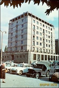 Osiedle mieszkaniowe WSM Mokotów, widok zabudowy, Warszawa