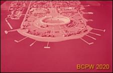 Stadion im. S. M. Kirova, makieta, Sankt Petersburg, Rosja