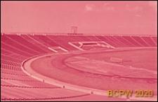 Stadion im. S. M. Kirova, fragment trybun stadionu, Sankt Petersburg, Rosja
