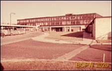 Dworzec lotniczy, widok zewnętrzny, Gatwick Airport, Anglia, Wielka Brytania