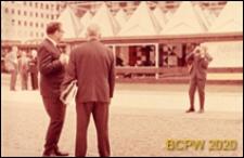 VI Kongres UIA, pawilon sekretariatu Kongresu, Londyn, Wielka Brytania