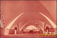 VI Kongres UIA, reprodukcja projektu hali wystawowej architekta Félixa Candeli, zdjęcie nr 273, Londyn, Wielka Brytania