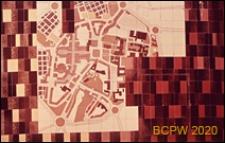 Plan miasta, Coventry, Anglia, Wielka Brytania