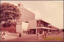 Centrum handlowe, widok zewnętrzny, Hemel Hempstead, Anglia, Wielka Brytania