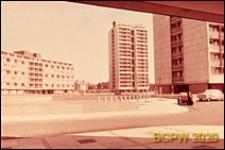 Osiedle mieszkaniowe Brandon Estate, budynki mieszkalne, widok ogólny, Londyn, Wielka Brytania