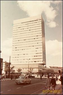 Hotel SAS, widok od strony ulicy, Kopenhaga, Dania