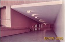 Sala Koncertowa, wnętrze, rampa wejściowa, widok z góry, Turku, Finlandia