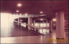 Sala Koncertowa, wnętrze, rampa wejściowa, Turku, Finlandia