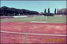 Ośrodek sportowy Acqua Acetosa, boisko treningowe, Rzym, Włochy