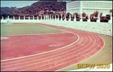 Stadion Marmurowy, fragment bieżni, Rzym, Włochy