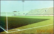 Stadion Flaminio, boisko, Rzym, Włochy