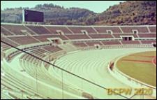 Stadion Olimpijski, fragment widowni, Rzym, Włochy