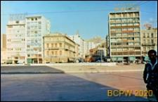 Śródmieście, widok ogólny, Ateny, Grecja