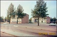 Budynki mieszkalne, widok zewnętrzny, Noordoostpolder, Niderlandy