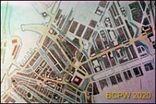 Śródmieście, projekt przebudowy, Amsterdam, Niderlandy