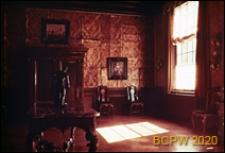 Muzeum Fransa Halsa, wnętrze jednej z sal wystawowych, Haarlem, Niderlandy