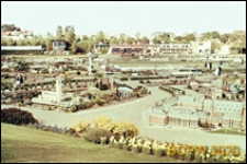 Park miniatur Madurodam, widok ogólny, Haga, Niderlandy