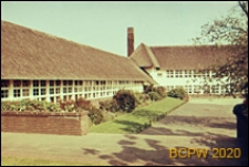 Szkoła imienia Carela Fabritiusa, widok ogólny, Hilversum, Niderlandy