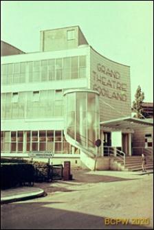 Teatr Gooiland, widok zewnętrzny, Hilversum, Niderlandy