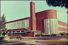 Szkoła imienia Snelliusa, widok zewnętrzny, Hilversum, Niderlandy