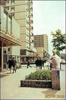Śródmieście, fragment zabudowy, Rotterdam, Niderlandy