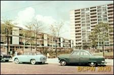 Zabudowa mieszkaniowa w Śródmieściu, Rotterdam, Niderlandy