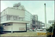 Fabryka Van Nelle, budynek administracji, widok zewnętrzny, Rotterdam, Niderlandy