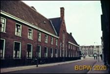 Dom seniorów, widok zewnętrzny, Utrecht, Niderlandy