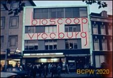 Kino Vreeburg, widok zewnętrzny, Utrecht, Niderlandy